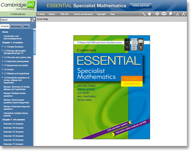 yr 11 specialist math textbook pdf